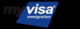 MyVisa Site Logo